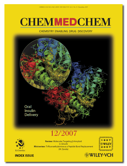 chemmedchem cover